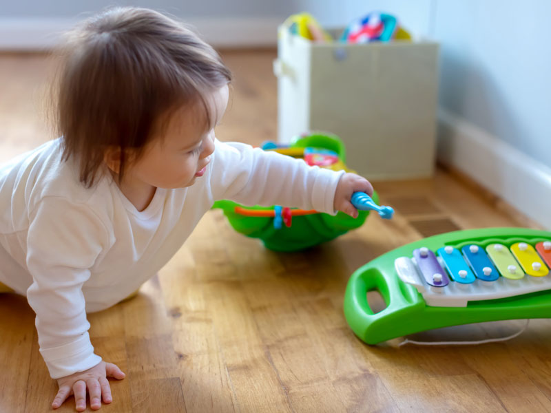 THE  IMPORTANCE OF MUSIC AND MOVEMENT FOR YOUNG CHILDREN?