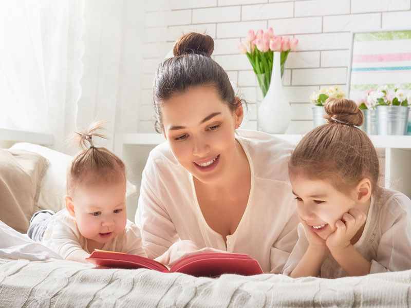 HOW IS YOUR CHILD'S LANGUAGE DEVELOPMENT?